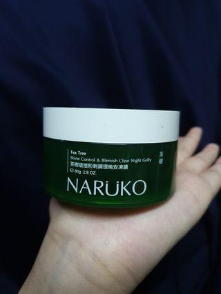 Naruko tea tree Centella Blemish Cream
