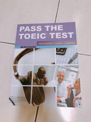 🚚 PASS THE TOEIC TEST