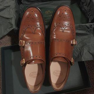 church's leather women's shoe imelda