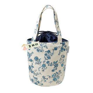 《大人のおしゃれ手帖 - 2014年 9月號》TABASA束口Tote bag ($30)