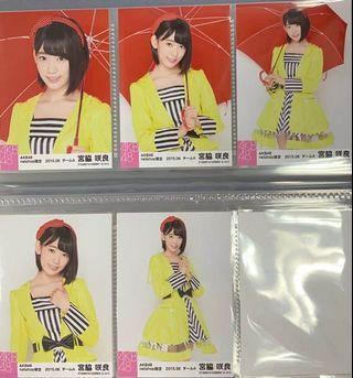 AKB48 netshop 2015年 6月 宮脇咲良