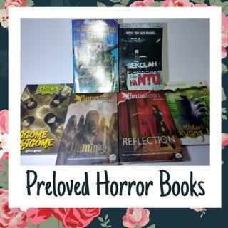 Horror Books (Buku Horor)