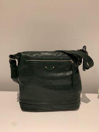 Balenciaga Leather Sling Bag