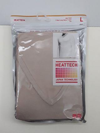 Uniqlo Heattech男裝