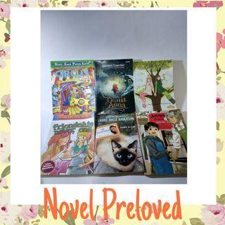Novel Anak Preloved