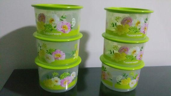 Tupperware Hari Raya Green Container