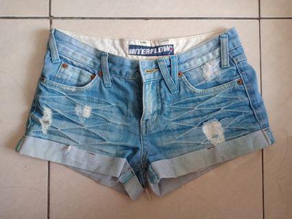 Denim Shorts hotpants