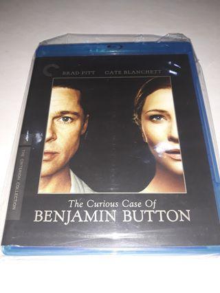 Curious Case of Benjamin Button 2 blu ray set
