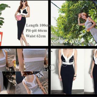 Brand New Reversible Sleeveless Dress
