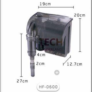 $20 hanging filter Atman HF-0600
