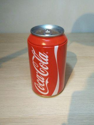 FREE: Coca Cola tin can container