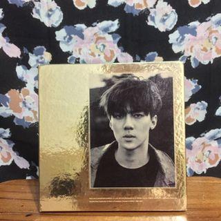 Album EXO EXODUS (Sehun Ver.)