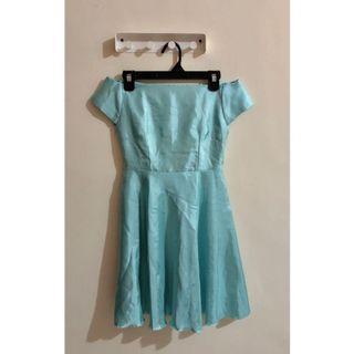 Sabrina dress off shoulder dress
