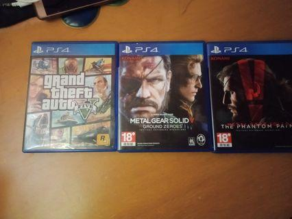 For sell ps4 game or trade