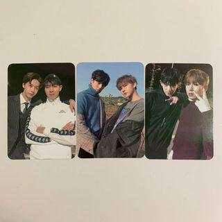 Wts Monsta X Unit Photocard Pc