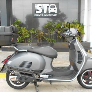 Zard Exhaust Systems Singapore Piaggio Vespa GTS 250 300 Super 2008 - 2016 ! Ready Stock ! Promo ! Do Not PM ! Kindly Call Us ! Kindly Follow Us !