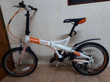 Best Folding Bike for SALE!! Model: GARION G2032-BC