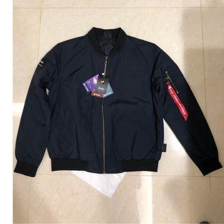 🚚 MA-1 機能飛行夾克 L 號