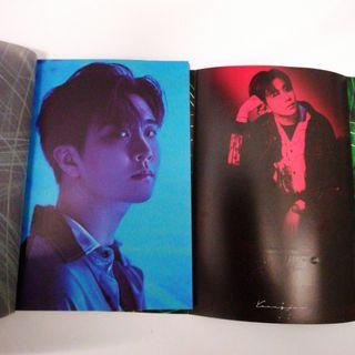 GOT7 Album Spinning Top Insecurity Ver. Youngjae