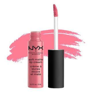 NYX Soft Matte Lip Cream (shade Milan)