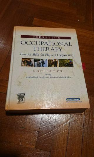 Occupational Therapy Textbook