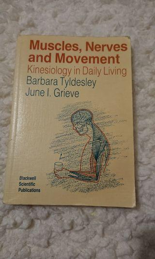 Muscles, Nerves and Movement Kinesiology in Daily Living