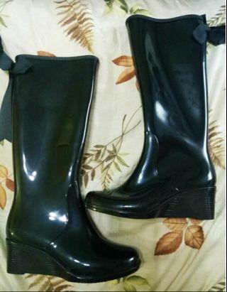 🚚 長筒雨靴