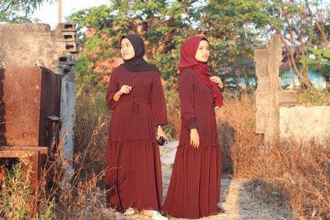 Long dress / gamis