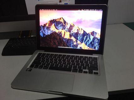 Macbook Pro 13inch - 2012 ( Non Retina )