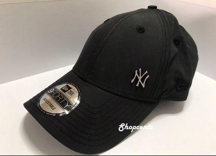 ♠️♠️全新New Era金屬章Cap帽