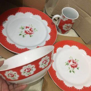 Dinner Set Porcelain