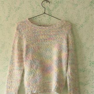 PRELOVED - Knit Sweater