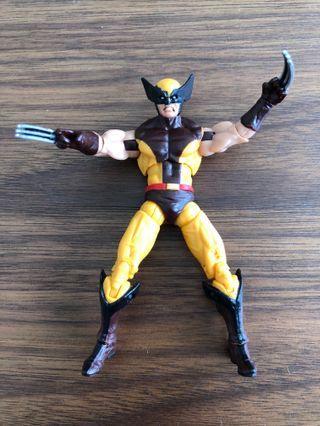"Marvel Universe 3.75"" Legends Wolverine figure"