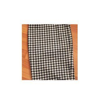 Pull and Bear Houndstooth Skirt
