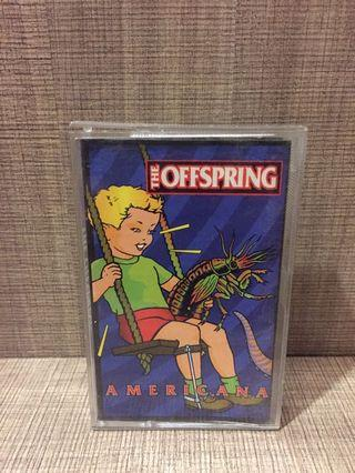 Kaset Pita The Offspring (Album: Americana)