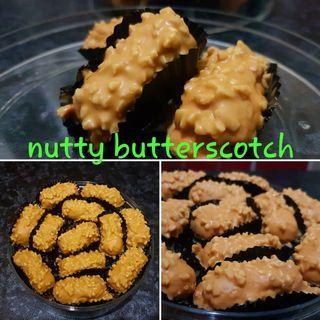#CarouRaya Nutty Butterscotch