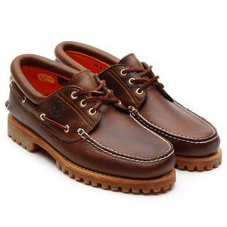 🚚 Timberland ICON 3-EYE CLASSIC BROWN PULL UP