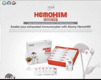 🚚 Atomy Hemohim