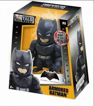 Batman Vs Superman Dawn of Justice Armoured Batman Metals Die-Cast {HOT SALES}