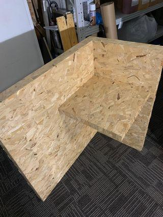 Cratewood Counter Top