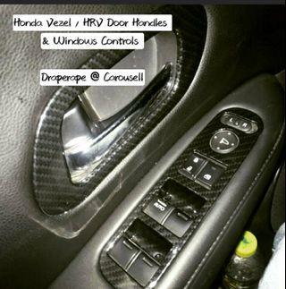 Honda Vezel / HRV - Windows Controls & Interior Door Handles