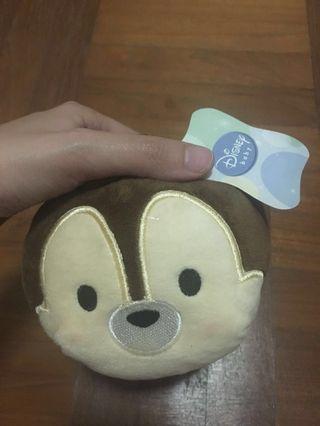 Disney Baby Chip & Dale Soft Toy Handphone Mobile Holder