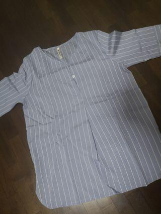 Bloose loose casual shirt bloose