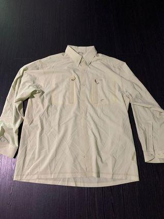 Simms fishing shirt ultra light