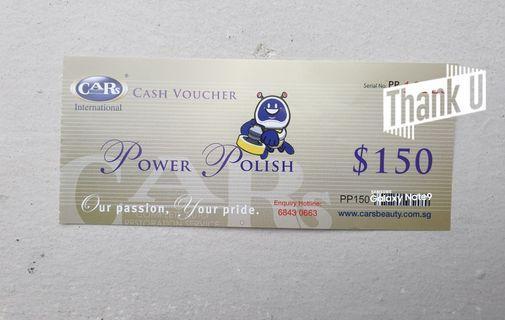 Car Polishing $150 Voucher at $88