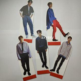 [WTS] Day6 3rd Mini Album Standee Preorder Benefits