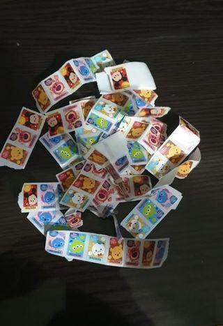 7-11 Tsum Tsum drawers
