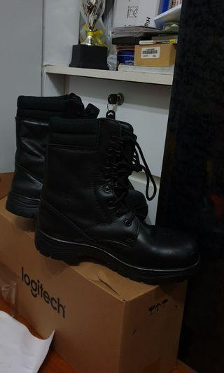 NCDCC SCDF BOOT MILITARY BOOTS COMBAT
