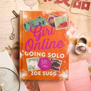 GIRL ONLINE#3 GOING SOLO