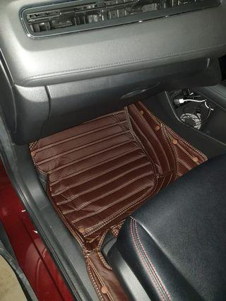 Vezel 3D car mat